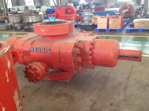 "13-5/8"" 10000 Psi Single Ram BOP Hydril"